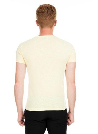 Noche Tişört Sarı